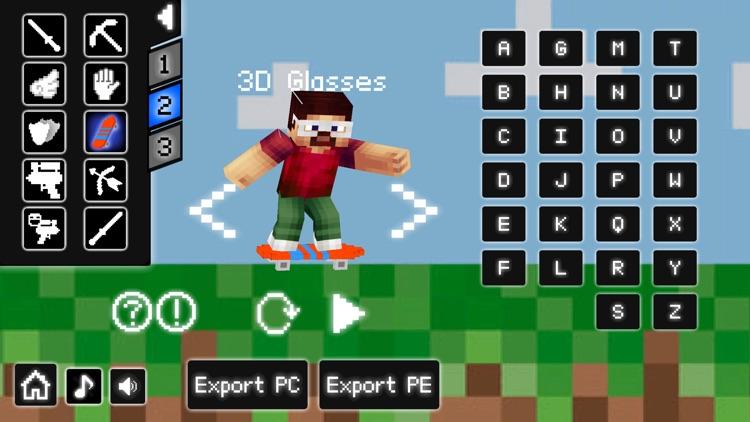 Skins for Minecraft PE - PC screenshot-3
