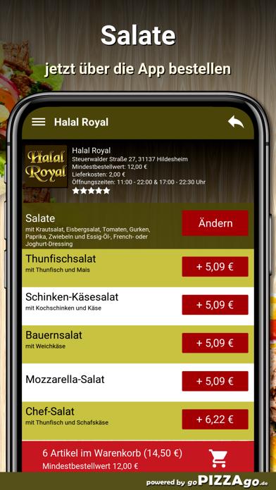 Halal Royal Hildesheim screenshot 5