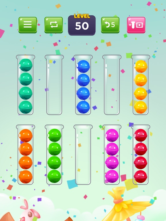 Color Ball Puzzle - Ball Sort screenshot 12