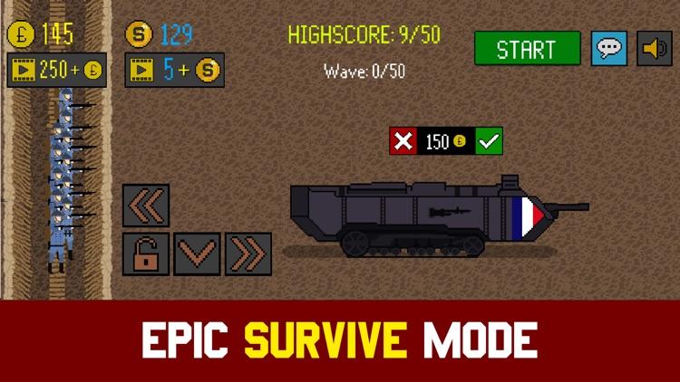 Trench Warfare 1917: WW1 Game screenshot-3