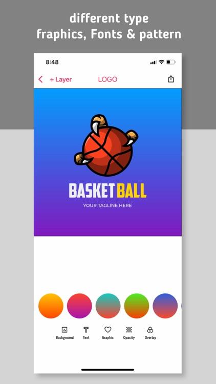 Game Logo Design Maker screenshot-3