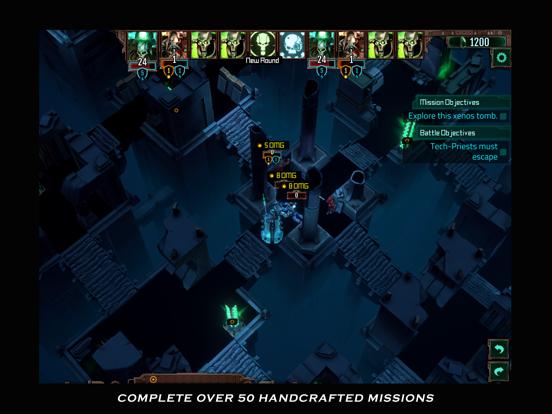 Warhammer 40,000: Mechanicus screenshot 1