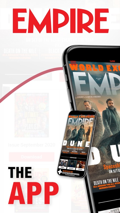 Empire Magazine: USA Edition screenshot-0