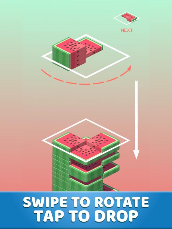 Juicy Stack - 3D Tile Puzzlеのおすすめ画像2
