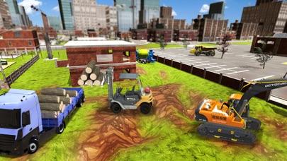 市 建設 トラック ゲーム紹介画像6