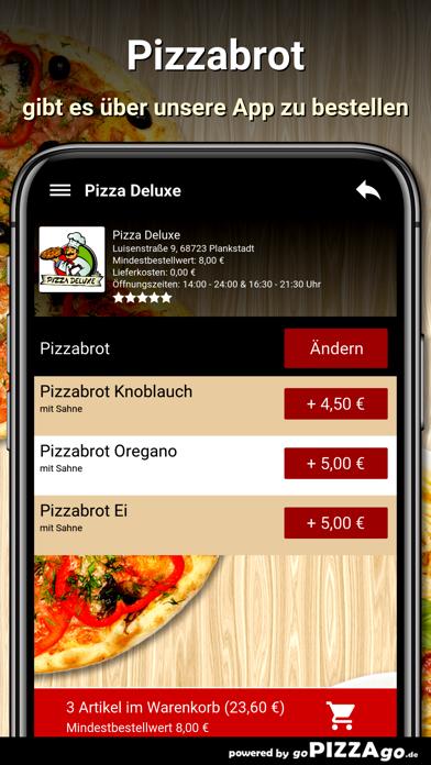 Pizza Deluxe Plankstadt screenshot 6