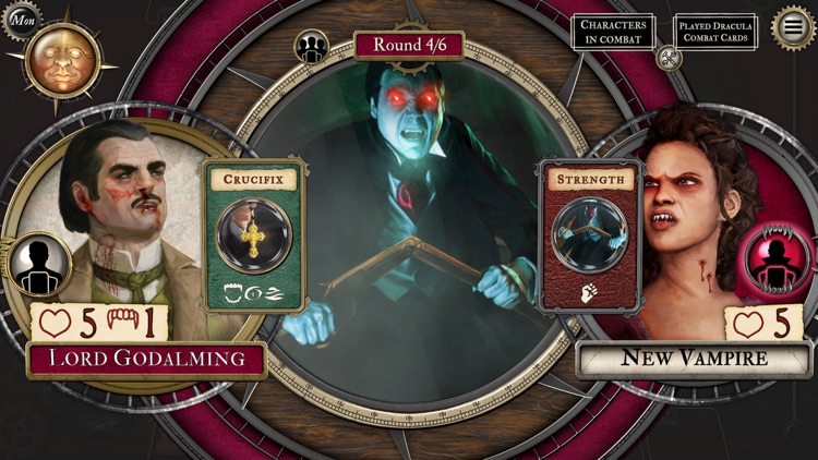 Fury of Dracula screenshot-3