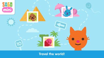 Sago Mini Road Trip Adventure screenshot 4