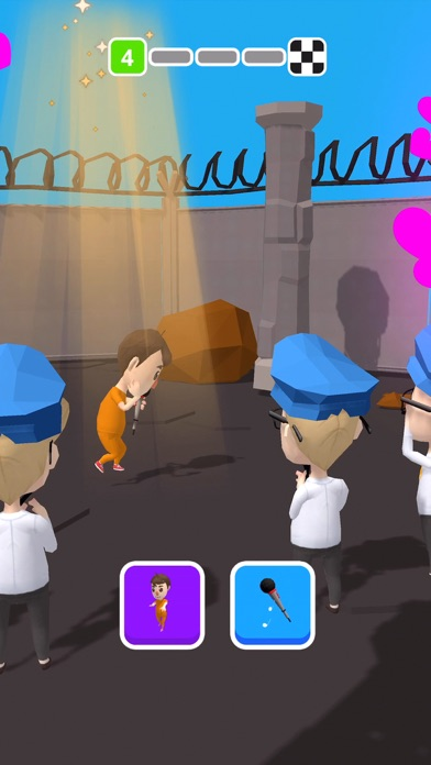 Escape Jail 3D screenshot 1