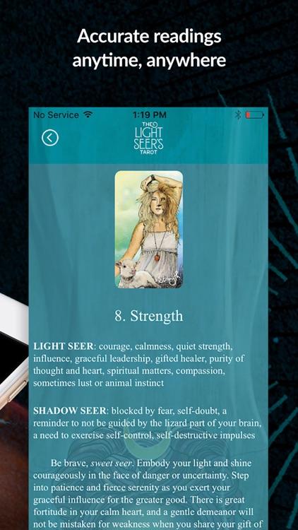The Light Seer's Tarot screenshot-4