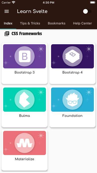 Learn Svelte Development screenshot 5
