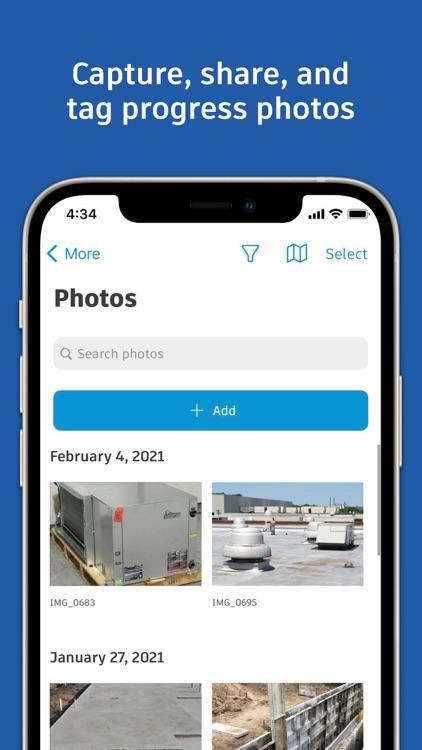 PlanGrid Build Field App screenshot-3