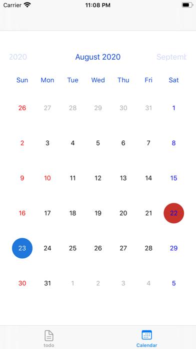 習慣化アプリ screenshot 2