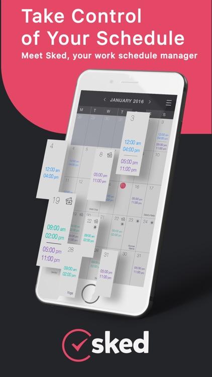 Sked: Work Schedule Maker