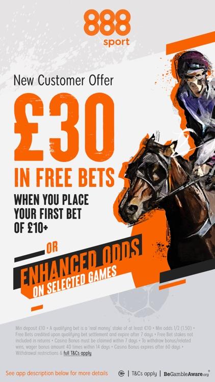 888 Sport: Live Sports Betting screenshot-9