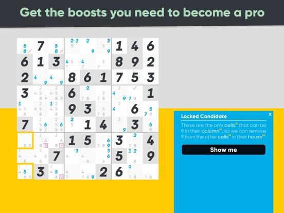 Good Sudoku by Zach Gage screenshot 12