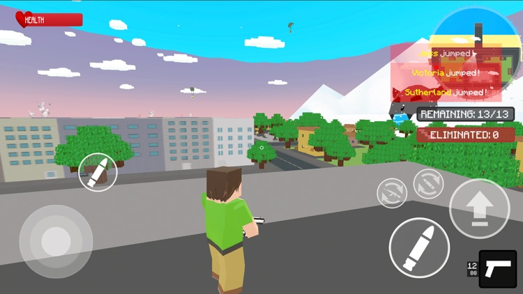 World Craft Battle Royale screenshot-3