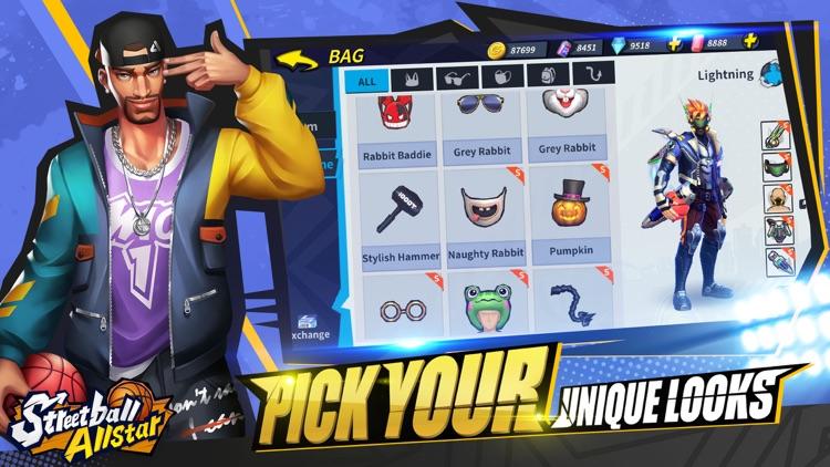 Streetball Allstar:3v3 eSports screenshot-3