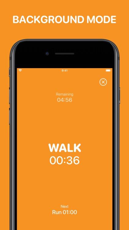Interval Timer: Run & HIIT screenshot-3