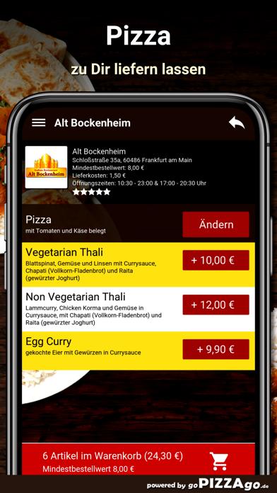 Alt Bockenheim Frankfurt screenshot 5