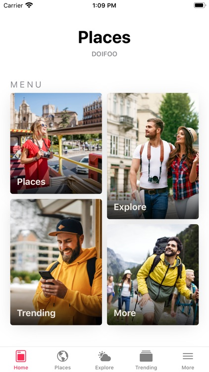 Doifoo: Places, Trips & Dayout