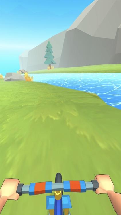 Mountain Race! screenshot-4