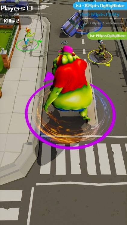 Zombie.io Monster Battle City screenshot-3