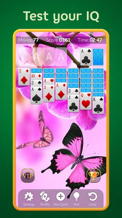 Solitaire Play - Card Klondike screenshot-0