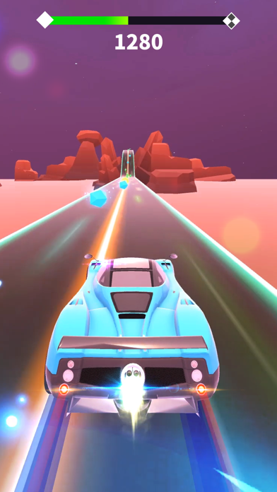Racing Rhythm screenshot 3