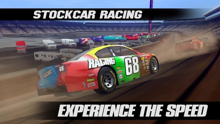 Stock Car Racing screenshot-7