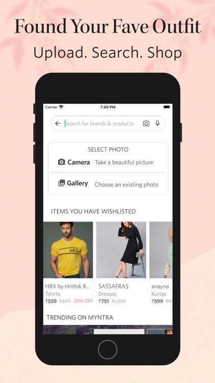 Myntra - Fashion Shopping App screenshot-6
