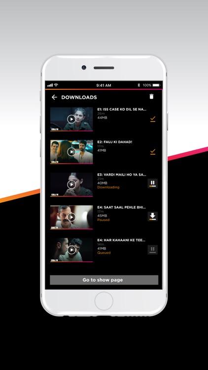 ALTBalaji – Webseries & Movies screenshot-3