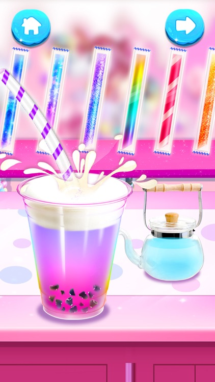 Ice Cream: Unicorn Girl Games screenshot-4