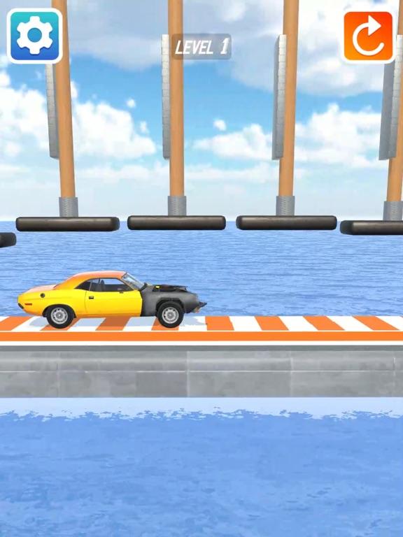 iPad Image of Crash Master 3D