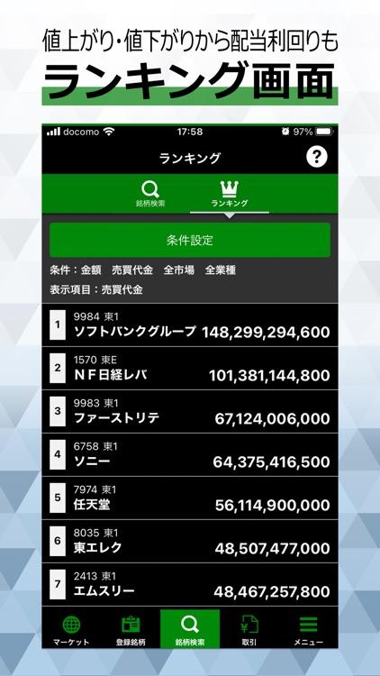 プラスネットアプリ -岩井コスモ証券の株取引アプリ screenshot-3