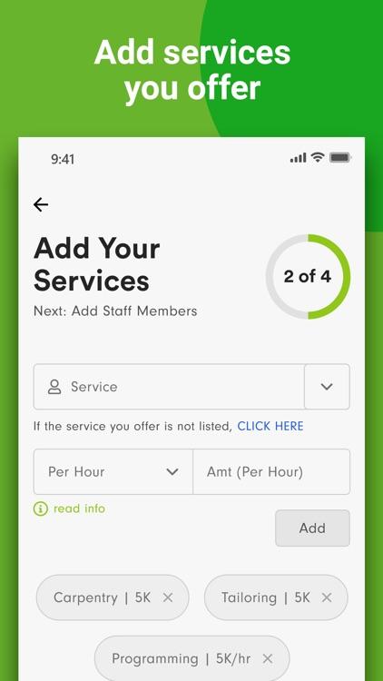 BookMe Service Provider