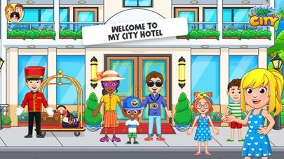 My City : Hotel screenshot 1