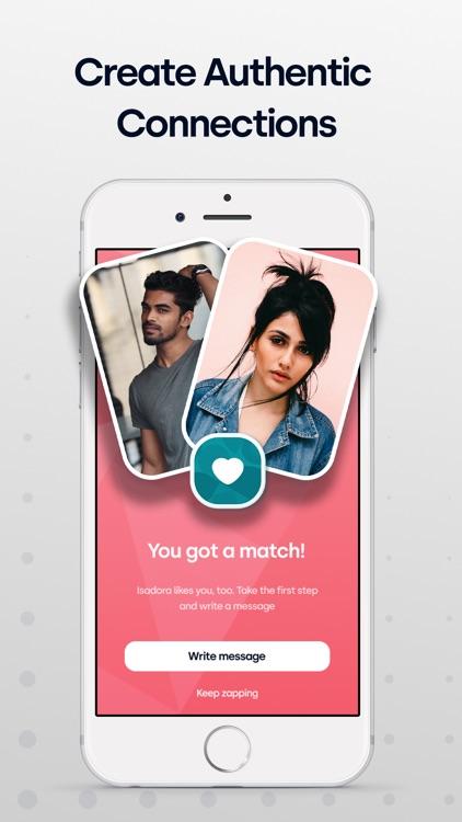 JAUMO Dating App: Chat & Flirt screenshot-3