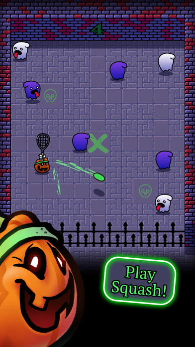 Spooky Squashers