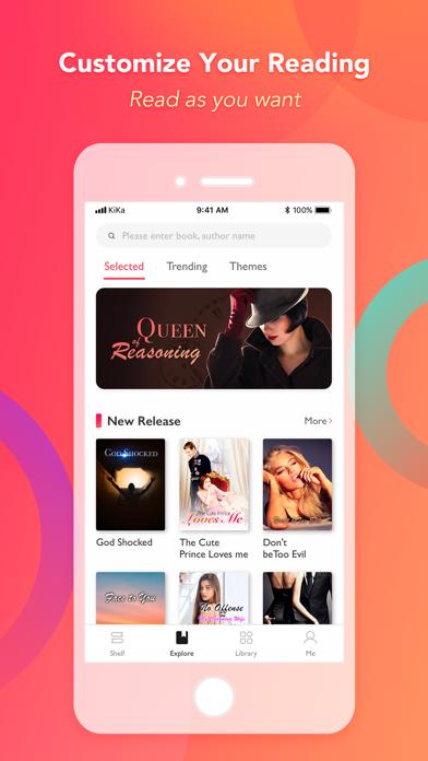 cancel KiKaNovel app subscription image 1