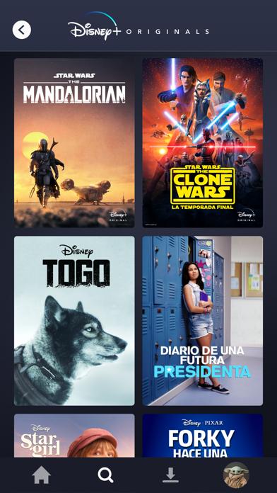 Descargar Disney+ para Android