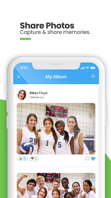 messages.download TeamLinkt - Sports Team App software