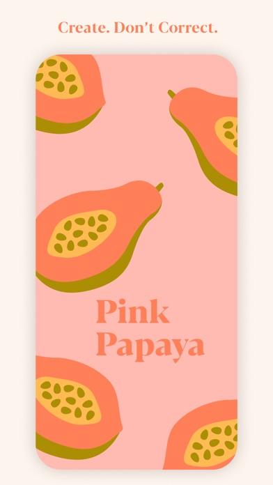 Screen Shot Pink Papaya | Photo + Video 0