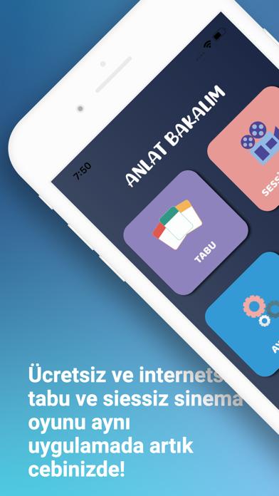 Anlat Bakalım & Tabu screenshot 1