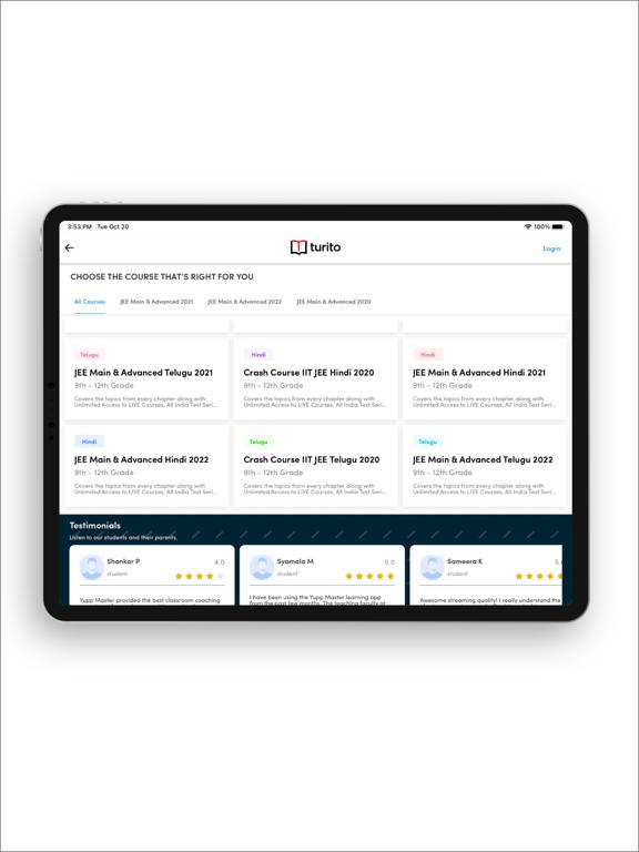 Turito - Live Learning Appのおすすめ画像2