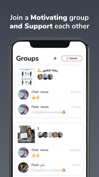 Gymnadz - Women's Fitness App screenshot-5