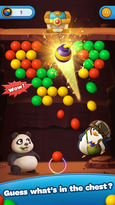 Bubble Shooter Birdpapa Pop free Coins and Gold hack