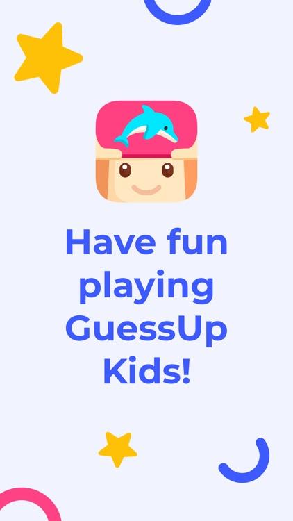 GuessUp Kids - Image Charades screenshot-5