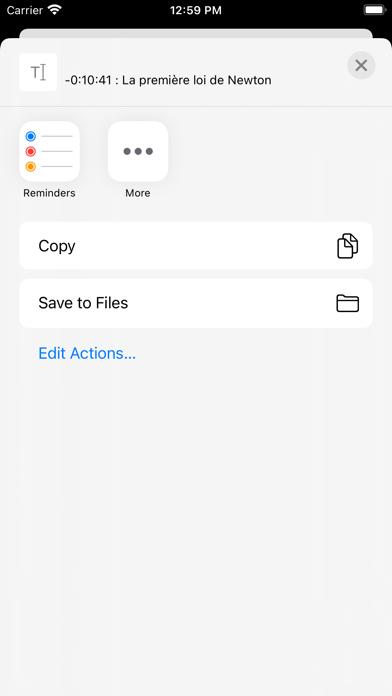 Timenote - study organizer screenshot 9