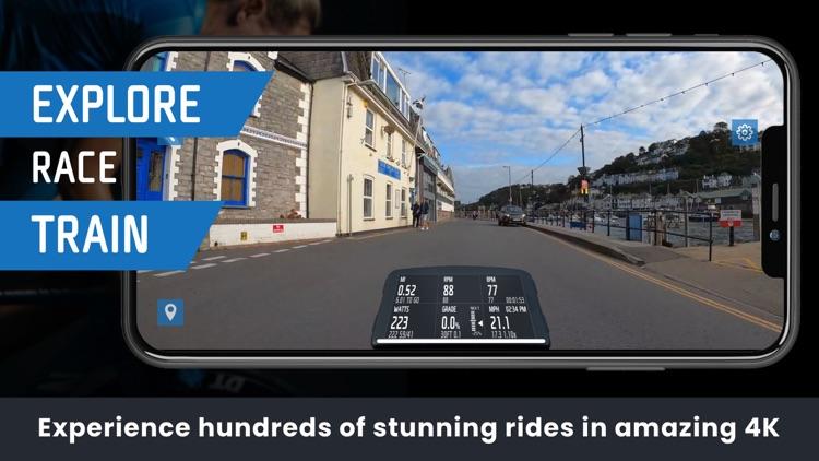 FulGaz Video Cycling App screenshot-0